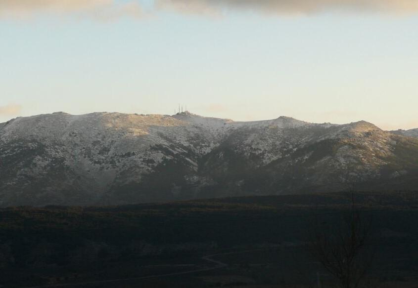 Montaña sagrada del Alto Rey