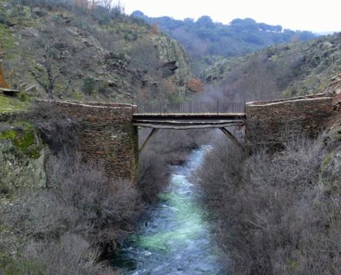 Puente de Matallana sobre el Jarama