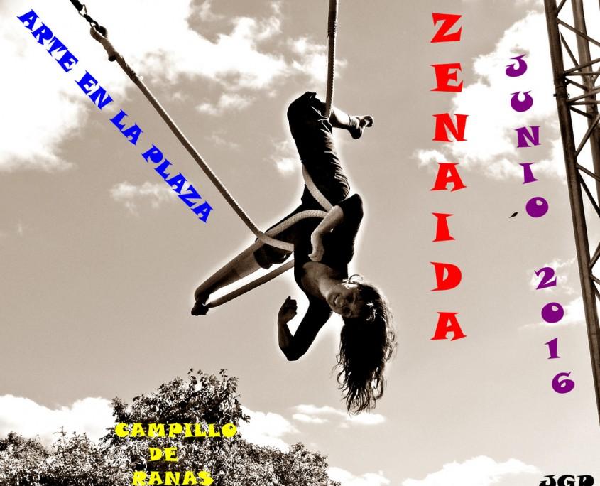 Zenaida, emoción en el aire